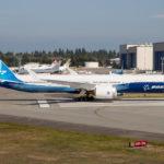 Boeing прогнозирует капиталовложения в финансирование покупки воздушных судов