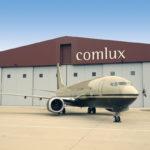 Comlux: в тестовый полет отправился первый кастомизированный BBJ MAX 8