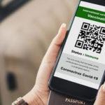 В российские COVID-сертификаты внесли данные о загранпаспорте